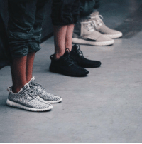 Memes, Yeezy, and Boost: .@kanyewest eventually wants to release Yeezy Boosts as low as $60