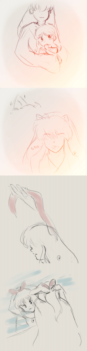 kaorimizunya: My mind, my hand..I just can't stop them..: kaorimizunya: My mind, my hand..I just can't stop them..