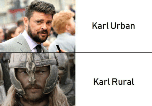 Home, Horse, and Lord of the Rings: Karl Urban  Karl Rural Home of the Horse-lords