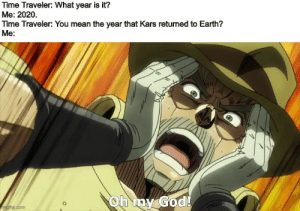 Kars' going to kill all of us this December (OC): Kars' going to kill all of us this December (OC)