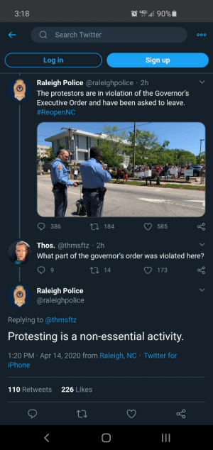 kasaron:  tristikov:  >suspend constitutional rights >people protest their rights being infringed upon Now just arrest the protesters for protesting your violation of their rights!  HOO BOY: kasaron:  tristikov:  >suspend constitutional rights >people protest their rights being infringed upon Now just arrest the protesters for protesting your violation of their rights!  HOO BOY