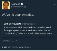 """Lord, shed some moonlight on this woman and give her wisdom 