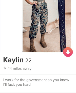 My property taxes say challenge accepted: Kaylin 22  44 miles away  I work for the government so you know  I'll fuck you hard My property taxes say challenge accepted