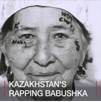 5 JULY: She's 78 and big on Instagram. Kazakhstan's rapping babushka, Maryam writes rhymes with her grandson Dilshod. Off the back of their success the pair plans to write an album. rapping nan nana grandparents granny grannies grandson babushka music instagram kazakhstan bbcshorts bbcnews @atlant.atzf @bbcnews: KAZAKHSTAN'S  RAPPING BABUSHKA 5 JULY: She's 78 and big on Instagram. Kazakhstan's rapping babushka, Maryam writes rhymes with her grandson Dilshod. Off the back of their success the pair plans to write an album. rapping nan nana grandparents granny grannies grandson babushka music instagram kazakhstan bbcshorts bbcnews @atlant.atzf @bbcnews