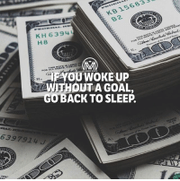 Goals, Memes, and Goal: KB 156833  B2  KH 63 94  H 8  MRLIONAIRE MENTOR  YOUWOKE UP  WITHOUT A GOAL,  GOBACK TO SLEEP  6397914J  TEND No goals, no glory. Who's working on their goals on Sunday?☀️💯 comment below 👇 sunday grind goals glory millionairementor