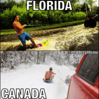 FLORIDA  ColtSA JeepMeme  CANADA Only with a Jeep! Upper photo @svarela90