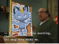 Love the leaks of the new forms and Pokemon. This was my favorite picture to come out from all the art and memes. ~Yassy: Ke is painting  I  Chan lie  Its smug aura mocks me. Love the leaks of the new forms and Pokemon. This was my favorite picture to come out from all the art and memes. ~Yassy