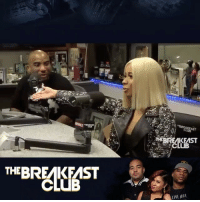 "Meme, Memes, and Wshh: KEAST  THEBREAKFAST  LIYE OUR TheBreakfastClub asks CardiB what she thinks about the meme of her ""in 50 years"" 👀😂👍 @BreakfastClubAM @IAmCardiB WSHH"