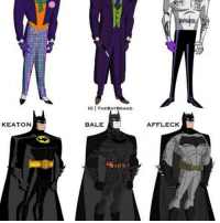 Take your pick! Who's the best Batman-Joker? Don't miss out on April's INVESTIGATE Loot Crate featuring Batman, Stranger Things, Marvel's Jessica Jones, and The X-Files! (Link in Bio) 🔍 (via @thebatbrand): KEATON  GITHEBATBRAND  BALE  AFFLECK Take your pick! Who's the best Batman-Joker? Don't miss out on April's INVESTIGATE Loot Crate featuring Batman, Stranger Things, Marvel's Jessica Jones, and The X-Files! (Link in Bio) 🔍 (via @thebatbrand)