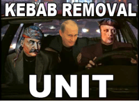Guess who's back from Vacation,time to steal some memes before making OC!  expect something cool in soon time.. :d  -Nikolai: KEBAB REMOVAL  UNIT Guess who's back from Vacation,time to steal some memes before making OC!  expect something cool in soon time.. :d  -Nikolai