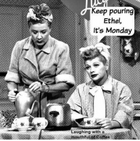 ILoveLucy LucilleBall Lucy coffee coffeetime coffeefix morningcoffee coffeelover instacoffee coffeegram coffeeaddict coffeeholic morecoffee coffeecoffeecoffee caffeine ☕ itsmonday monday mondayssuck mondaysblow fuckmondays meme memes funny fuckery funnyshit ctfu lmfao lmao lol: Keep pouring  Ethel  It's Monday  Laughing with a  mouthful ILoveLucy LucilleBall Lucy coffee coffeetime coffeefix morningcoffee coffeelover instacoffee coffeegram coffeeaddict coffeeholic morecoffee coffeecoffeecoffee caffeine ☕ itsmonday monday mondayssuck mondaysblow fuckmondays meme memes funny fuckery funnyshit ctfu lmfao lmao lol