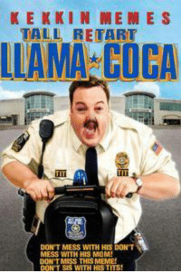 KEK KIN M E M E S  TALL RETART  LLAMA COCA  DON'T MESS WITH HIS DON'T  MESS WITH HIS MOM!  DON MISS THIS MEME  DON'T SIS WITH HIS TITS