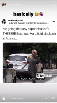 Air Navigation Waypoints GIRLS and BOYZZ Renamed Due to ... |Atlanta Airport Meme