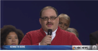 New Meme Alert: Ken I ask a question: KENNETH BONE  NBC NEWS  NBC NEWS  SUBSCRIBE New Meme Alert: Ken I ask a question