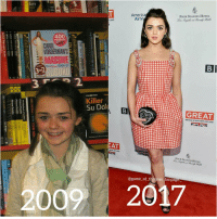 America, Game of Thrones, and American: ker  LOME  America  FOUR SEASONS HOTEL  Airlin  400  PUZZLES  CAROL  If i 2 VORDERMANS  2  MASSIVE  BOOK OFN  BI  for  Killer  Su Dok  A B  BRITAIN & NORTHERN IRELAND  AT  American  IRELAND  FOUR SEASONS HOTEL  @game of thrones fanpage.  2017  2009 Maisie Williams 😍 https://t.co/Z0pqQTk6g3