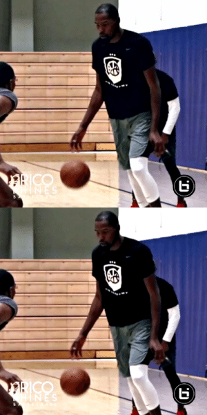 Kevin Durant playing 2v2 and putting on a scoring clinic @RicoHinesBball https://t.co/A8iXrBl1Gs: Kevin Durant playing 2v2 and putting on a scoring clinic @RicoHinesBball https://t.co/A8iXrBl1Gs