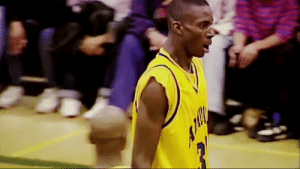 Kevin Garnett reflects on his decision  to skip college & enter the 1995 NBA Draft.    https://t.co/3hirFgKEav: Kevin Garnett reflects on his decision  to skip college & enter the 1995 NBA Draft.    https://t.co/3hirFgKEav