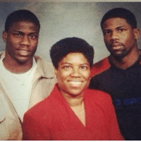 Kevin Hart could play his entire family if he did a movie about his life: Kevin Hart could play his entire family if he did a movie about his life