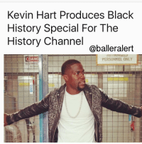 "Kevin Hart, Memes, and Blog: Kevin Hart Produces Black  History Special For The  History Channel  @balleralert  AUIMVITELLU  DANG  PERSONNEL ONLY KevinHart Produces Black History Special For The History Channel -blogged by @eleven8 - ⠀⠀⠀⠀⠀⠀⠀ ⠀⠀⠀⠀⠀⠀⠀ February isn't the only time you should celebrate Black History. That's why Kevin Hart's Hartbeat Productions and Comedy Dynamics have developed a two hour black history special set to premiere this year. ⠀⠀⠀⠀⠀⠀⠀ ⠀⠀⠀⠀⠀⠀⠀ Kevin Hart Presents: The Black Man's Guide to History will premiere on The History Channel in 2017 and will highlight the lives of lesser-known black history figures. The series begins with Kevin Hart's daughter watching 12 Years A Slave and becoming upset that the extent of black history being taught only touches on slavery. Hart then uses this opportunity to educate his daughter through scripted re-enactments about not-so-famous but fascinating historical figures such as Matthew Henson, the first person to travel to the North Pole; Robert Smalls, an ex-slave who led a revolt on a Confederate warship and posed as the captain to evade capture; Mae Jemison, the first black female astronaut; and Henry ""Box"" Brown, a slave who courageously mailed himself to a free state in a box. ⠀⠀⠀⠀⠀⠀⠀ ⠀⠀⠀⠀⠀⠀⠀ ""I'm very excited to be working with History on this show because not only is it entertaining, and it's hysterical, but it also is an important program for our country right now,"" said Hart. ""We hope to make people laugh and learn a bit too."""