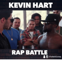Funny, Kevin Hart, and Rap: KEVIN HART  RAP BATTLE  O @The WallOfComedy When Kevin Hart (Chocolate Droppa) met Nick Jonas (Vanilla Wafer)
