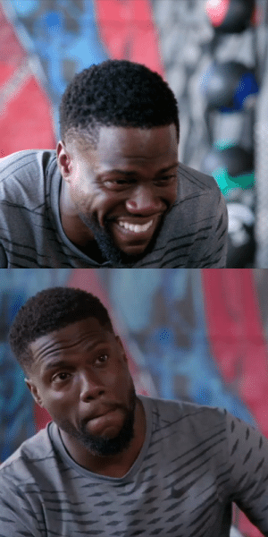 Kevin Hart reacting to his high school basketball highlights is hilarious 😂 https://t.co/ULzmkpyfs2: Kevin Hart reacting to his high school basketball highlights is hilarious 😂 https://t.co/ULzmkpyfs2