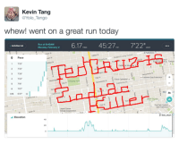 "Run, Target, and Tumblr: Kevin Tang  Yolo Tengo  whew! went on a great run today  Run at 8:4OAM  Monday, February 2  Pace  roadway Pobet CLevyT  733  3 726  4 722  Faemont San Francisco+  Grace Cathedr  Calornia  6 707  6 707  LOWER PACIFIC  apan Cenee  ▲ Elevation  3 feet short <p><a class=""tumblr_blog"" href=""http://tastefullyoffensive.tumblr.com/post/143385666438"" target=""_blank"">tastefullyoffensive</a>:</p> <blockquote> <p>(via <a href=""https://twitter.com/Yolo_Tengo/status/703008690874372096"" target=""_blank"">Yolo_Tengo</a>)</p> </blockquote>"