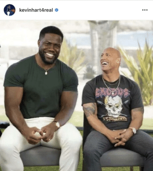 Kevin Hart uploaded this pic on his Instagram: kevinhart4real Kevin Hart uploaded this pic on his Instagram