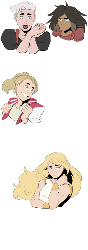 Soon..., Tumblr, and Blog: KG NONAMEH@  KG NONAMEH  KG NONAMEH@   KG NONAMEH@ kg-nonameh:  I'll draw the rest soon.So, I finally came up with a story for my She Ra coffee shop AU and I was thinking that I could make a comic series about it for everyone to enjoy once we reach 100 coffees on my Ko-Fi page.So that's it!! If you're interested in this story, please visit my Ko-fi page.(The link is on my description) Lets reach the 100 mark!!Also, if you would like to, you can request something along with your donation and I'll doodle it your you.Have a good one!!