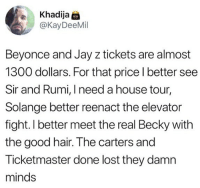 Becky With the Good Hair