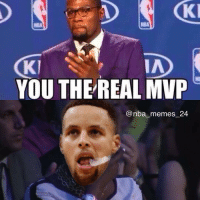 Stephen Curry won MVP, back to back years! 😂 #nbamemes #nba_memes_24: KI  YOU THE REAL MVP  Conba memes 24 Stephen Curry won MVP, back to back years! 😂 #nbamemes #nba_memes_24