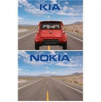 Kia, Nokia, and Kia-Nokia: KIA  NOKIA cabroworld