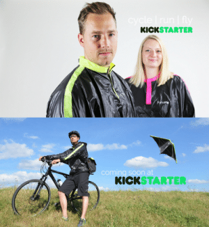 lol-coaster:    KyteMe coming soon!KyteMe is a windbreaker or jacket, ultra-light, ultra-compact, breathable, wind and rain repellent. Ideal for cycling, running and many other sporty outdoor activities. KyteMe is multifunctional and can be converted into a full stunt kite in just a few simple steps.http://www.kyteme.de: KICKSTARTER  tefe   coming soon at  KICKSTARTER lol-coaster:    KyteMe coming soon!KyteMe is a windbreaker or jacket, ultra-light, ultra-compact, breathable, wind and rain repellent. Ideal for cycling, running and many other sporty outdoor activities. KyteMe is multifunctional and can be converted into a full stunt kite in just a few simple steps.http://www.kyteme.de