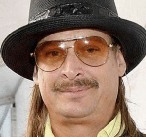 Kid Rock now looks like a middle aged accountant who likes to dress up as Kid Rock: Kid Rock now looks like a middle aged accountant who likes to dress up as Kid Rock