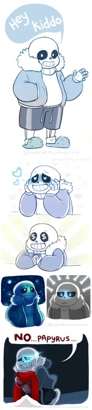 sharktunarts:  some sans drawings to celebrate the end of the god damn exam that I'll probably fail  Ok but what if Sans' eyes could emote according to his mood : Kiddo   na  An   0  Sharktunarts   NO...PAPyRUS sharktunarts:  some sans drawings to celebrate the end of the god damn exam that I'll probably fail  Ok but what if Sans' eyes could emote according to his mood