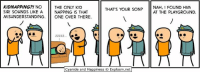 Dank, Cyanide and Happiness, and Happiness: KIDNAPPING?! NO  SIR! SOUNDS LIKE A  MISUNDERSTANDING. ONE OVER THERE.  THE ONLY KID  NAPPING IS THAT  NAH, I FOUND HIN  AT THE PLAYGROUND  THAT'S YOUR SON?  Cyanide and Happiness  Explosm.net By Rob. We have too many comics over at www.explosm.net... go look, but don't say I didn't warn you!
