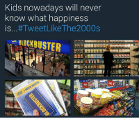 Facts, Funny, and Lmao: Kids nowadays will never  know what happiness  is Facts lmao