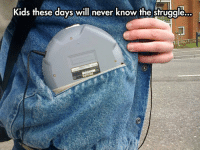 Struggle, Tumblr, and Blog: Kids these days will never know the struggle... epicjohndoe:  It Was Not Easy Back Then