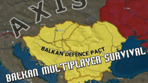 BALKAN DEFENCE PACT BACKAN MULTIPLAYER SURVIVAL J Mardes