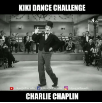 Charlie, Dank, and Cool: KIKI DANCE CHALLENGE  av edits  CHARLIE CHAPLIN Charlie Chaplin does the  #Inmyfeelings Challenge before it was cool.  By Dipraj Jadhav Edits