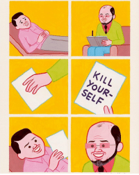 "Http, Via, and Href: KILL  YOUR  SELF  5 <p>I N V E S T? via /r/MemeEconomy <a href=""http://ift.tt/2FWZPT0"">http://ift.tt/2FWZPT0</a></p>"