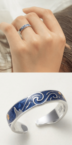 Beautiful, Cute, and Family: killerqueen2319: danxxxi:   greenglitchbitch:  babyblue65:   analyticalsenshi:  belle-bucholtz:  cute-aesthetics-things:  Beautiful and Unique Van Gogh's Glitter Sky Ring. A Lovely and truly Wonderful Gift For Your Friends and Family! = GET YOURS HERE =  If someone buys me this I will marry you. Just kidding please don't buy me anything.   Fuck I need this so much   Its so pretty!!! 😍😍😍   I freaking love Starry Night!!! It's my favorite painting ever, by my favorite painter ever!   anyone who gets this 4 me is auto married   WANT
