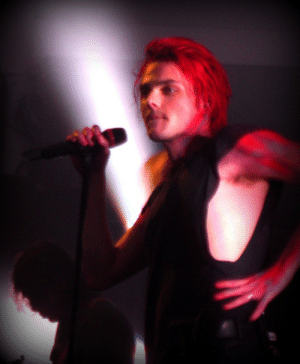 killjoyhistory: My Chemical Romance  My Chemical Romance performs at the Edinburgh Corn Exchange in Edinburgh, Scotland (10/25/2010). Photograph by Laura Kerr.  Source: 1 : killjoyhistory: My Chemical Romance  My Chemical Romance performs at the Edinburgh Corn Exchange in Edinburgh, Scotland (10/25/2010). Photograph by Laura Kerr.  Source: 1