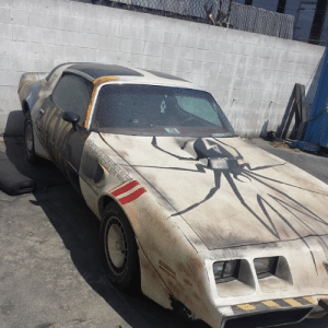 killjoyhistory:  Trans Am Photo of the Trans Am posted by Max Green (formerly of Falling In Reverse) on Instagram (5/23/2014). Source: 1 : killjoyhistory:  Trans Am Photo of the Trans Am posted by Max Green (formerly of Falling In Reverse) on Instagram (5/23/2014). Source: 1