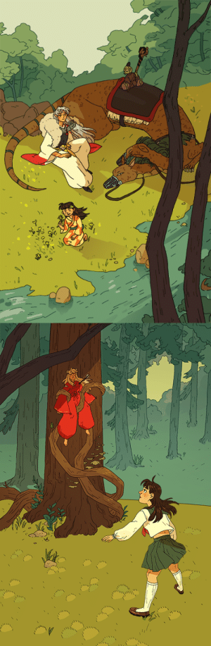 killswitchkatie: Here are my pieces for the Untamed Heart Inuyasha zine! I had so much fun working on these and I'm really glad to be included in such a great group of artists! : killswitchkatie: Here are my pieces for the Untamed Heart Inuyasha zine! I had so much fun working on these and I'm really glad to be included in such a great group of artists!