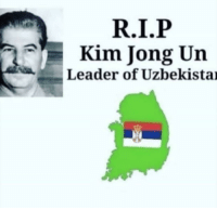 Kim Jong-Un, World, and Kim: Kim Jong Un  Leader of Uzbekistai The passing of a world leader (2019)