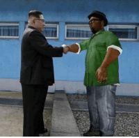 Dennis Rodman, Kim Jong-Un, and Time: Kim Jong Un meets Dennis Rodman for the first time, 2013