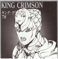 If this post gets 1k likes I'll draw King Crimson's Epitaph (the tiny face) on my forehead in the morning and have it on my forehead the entire day and do a face reveal afterwards On Monday: KING CRIMSON  78 If this post gets 1k likes I'll draw King Crimson's Epitaph (the tiny face) on my forehead in the morning and have it on my forehead the entire day and do a face reveal afterwards On Monday