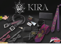 Cute, Dank, and Girls: KIRA  DEiscom  NICATIONS/集英社 ジョジョの奇妙な冒険DU製作委員会  Ba Yoshikage Kira Merch releasing in December  Gonna buy that belt so I can have a cute girl with nice hands choke me with it  Source: http://search-fn.p-bandai.jp/?q2=%E3%82%B8%E3%83%A7%E3%82%B8%E3%83%A7&cate=S0004&C1&C2&C3&C4&C5&C6&C7&C8&C9&P7&lang=ja&search3.x=21&search3.y=7