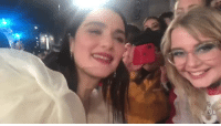 kissawayfromkillin:  Olivia Colman and Rachel Weisz saying GAY RIGHTS at the Bafta Red Carpet to add years to our lives.: kissawayfromkillin:  Olivia Colman and Rachel Weisz saying GAY RIGHTS at the Bafta Red Carpet to add years to our lives.