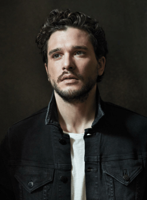 Kit Harington cut his Jon Snow hair